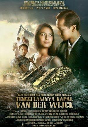 Sinopsis Film Tenggelamnya Kapal Van Der Wijck - ini dia salah satu film Indonesia yang diangkat d...