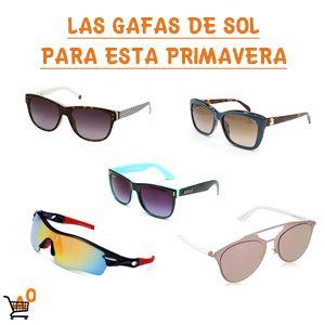 Traemos gafas de sol online baratas que encontramos en la red, porque la primavera ya está aquí y con ella los primeros rayos del sol, la sensación de calor y los diferentes atuendos que la moda trae consigo. ¡No pierdas esta oportunidad!