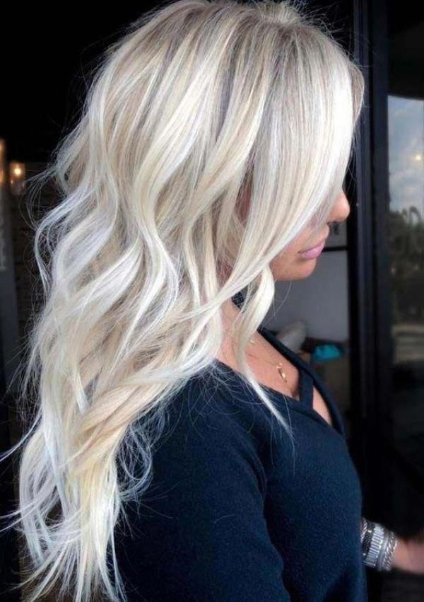 37 Balayage Hairstyles Inspiration Guide And Trends In 2021 Blonde Hair Color Hair Styles Ice Blonde Hair