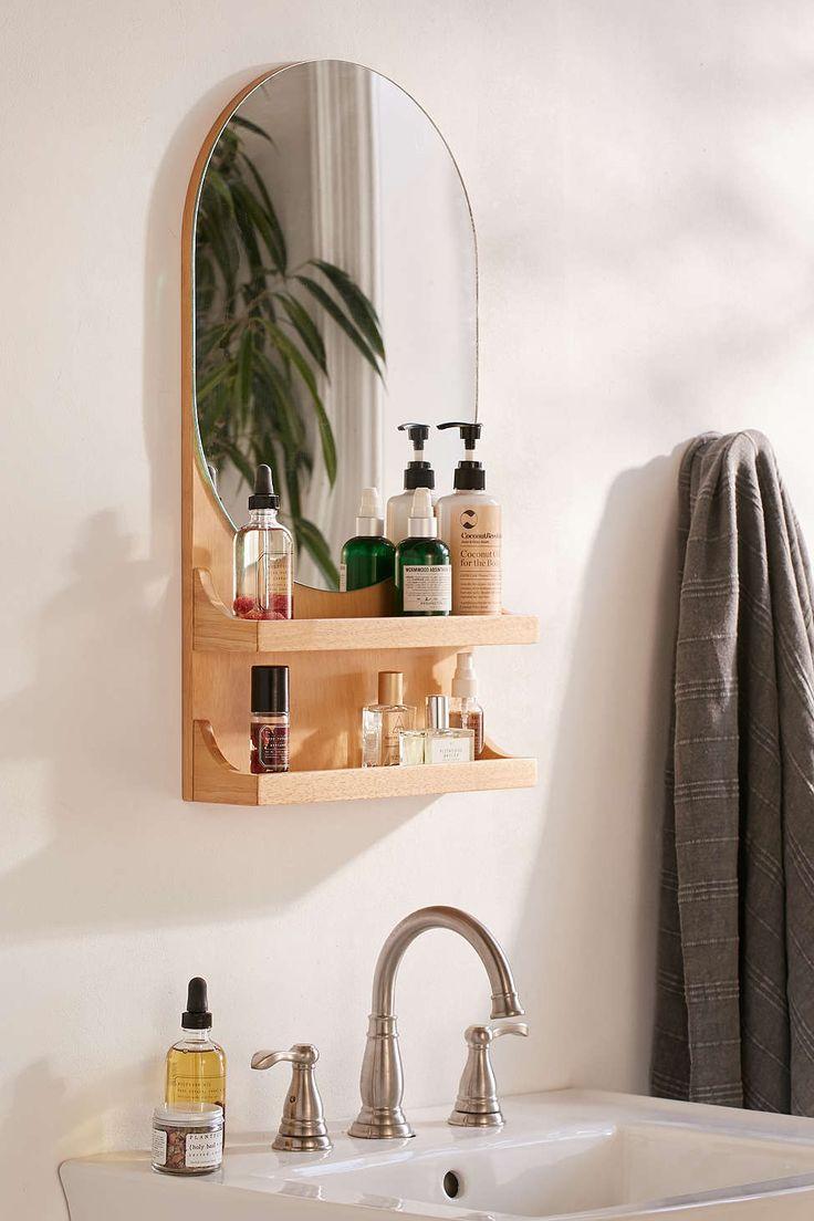 Viggo Mirror Shelf - Urban Outfitters