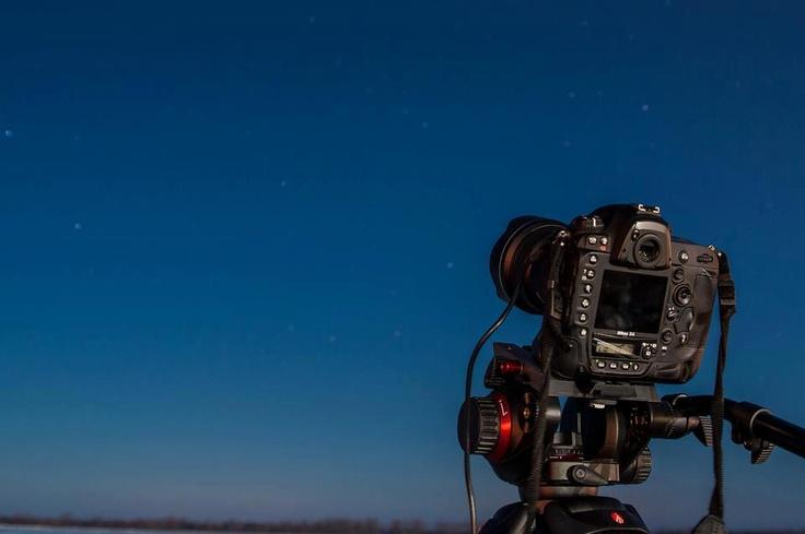 Robert Frank - Nikon D4 on a 504HD head w/546B legs