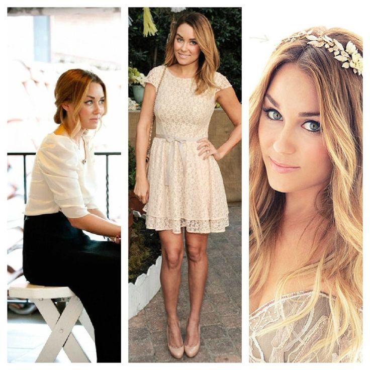 love love love Lauren's ultra-feminine style!