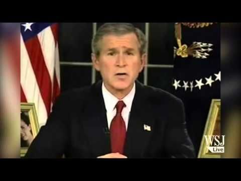 The Iraq War: George W. Bush. I was 13 years old. Ten years later and I'm about to do my second tour.