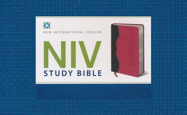 The New International Version (NIV) of the Bible