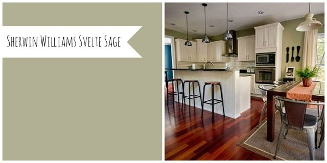 17 Best Images About Sherwin Williams Svelte Sage On