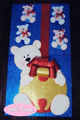 Puertas on pinterest - Decoracion de puertas de navidad ...