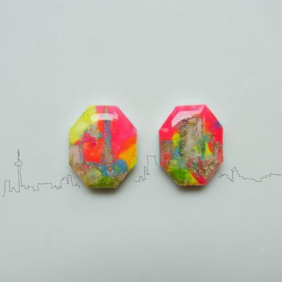 Colorful8nch : Original Paint! ピアス | Sumally