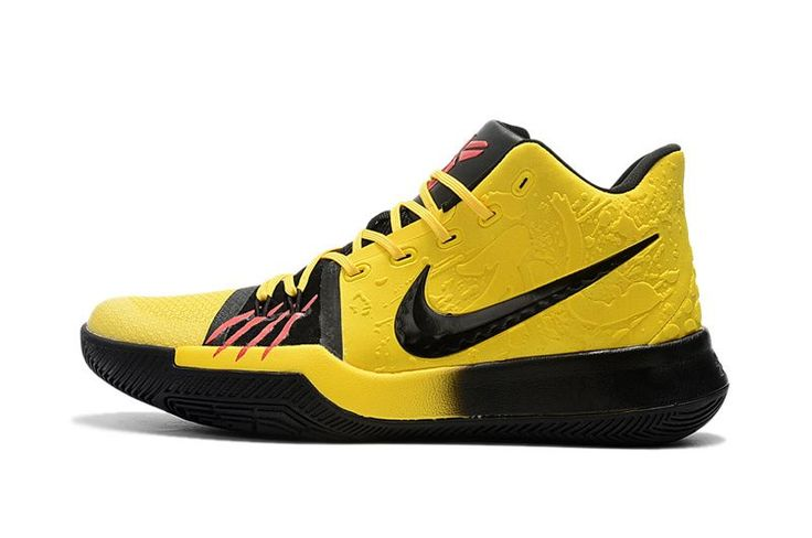 Bruce Lee Kyrie 3s