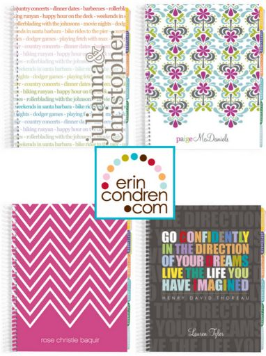 erin condren Life Planners. I am in looooove with mine!!!!!!! THANK YOU, A! xoxox