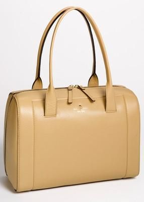 NWT KATE SPADE New York Mansfield Liv Leather Shoulder Bag - ($428) - 1