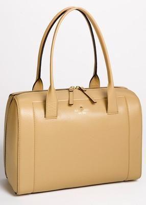 NWT KATE SPADE New York Mansfield Liv Leather Shoulder Bag - ($428) - 1