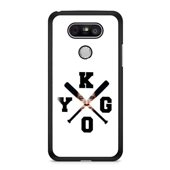 Kygo Logo Photo Masking LG G6 Case Dewantary