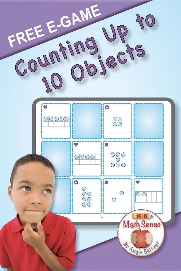 Counting Up To 10 Objects Game Kindergarten Math Games Free Online Math Games Kindergarten Math Activities Addition games for kindergarten online