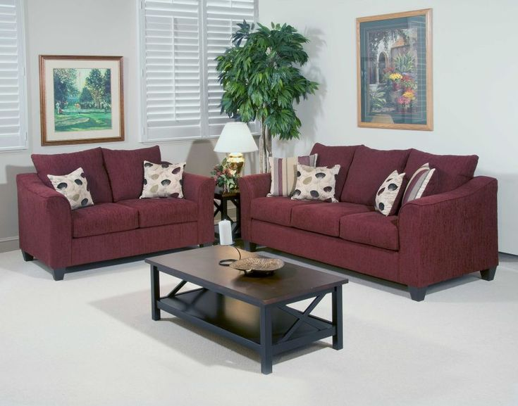 Serta Flyer Wine is the perfect addition to your family room! Only $599! & 42 best SOFAntastic to Relax! images on Pinterest | Living room ... islam-shia.org