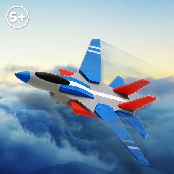 Jet de combate // Fighting Jet