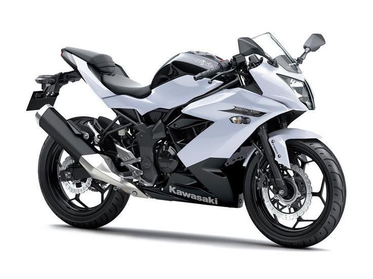 2015 Kawasaki Ninja 250SL