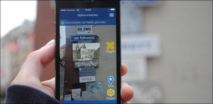 20 Minuten - Adventskalender-App  zeigt Geheimnisse von Basel - #Basel