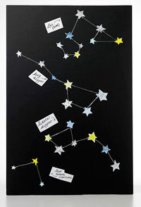 Constellation Creations  Go stargazing in the classroom with this hands-on project.