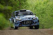 Testfahrten Hyundai i20 WRC der neuen Generation - WRC Bilder Fotos bei Motorsport-Magazin.com