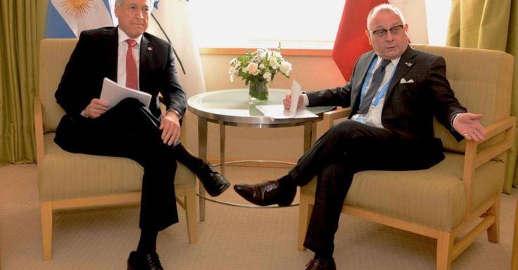 Argentina y Chile firman hoy un tratado de libre comercio - Diario Río Negro