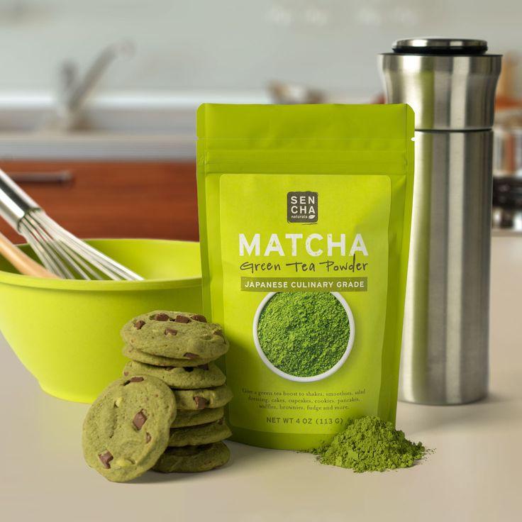 Culinary Grade, Organic Matcha Powder, 4 oz bag