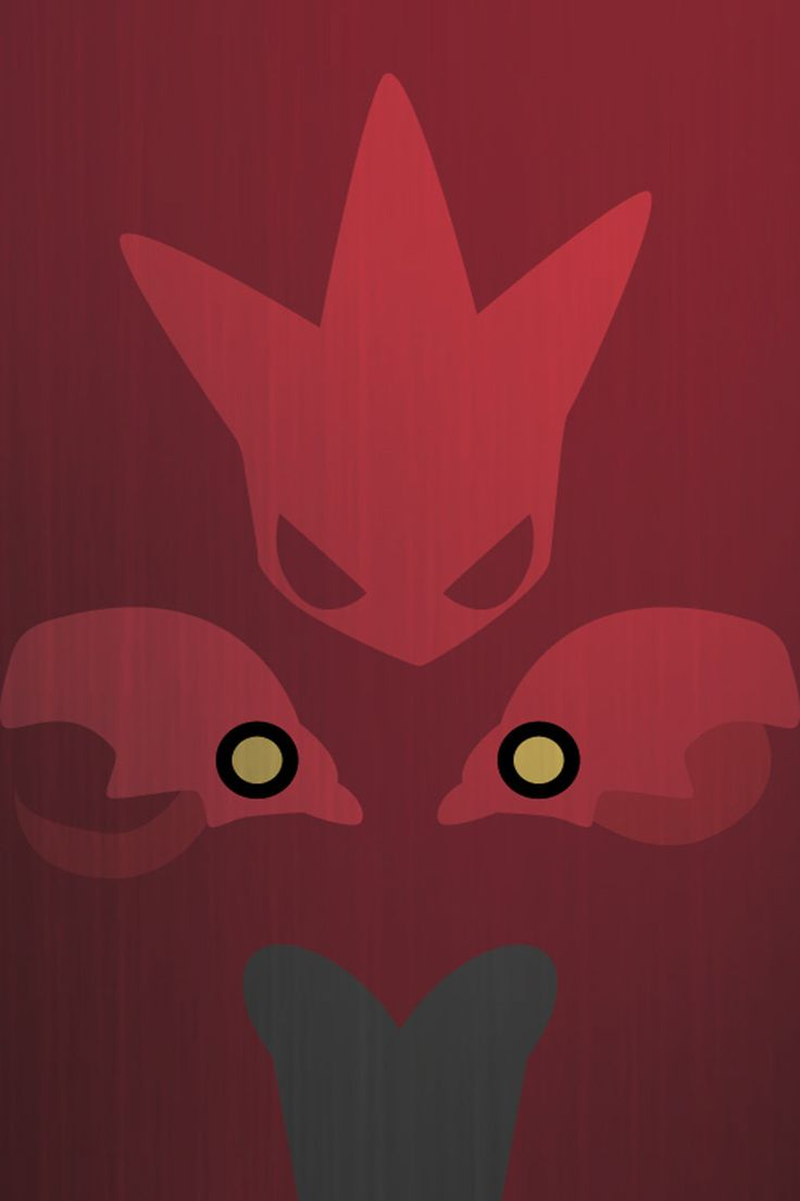 Minimalistic Illustrations Of Various Evolved Forms Of The Eevee ...