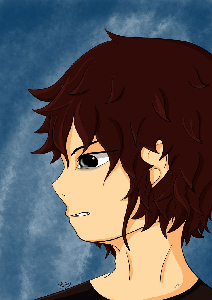 Character from my story... Surely xD I do not know if I succeeded...