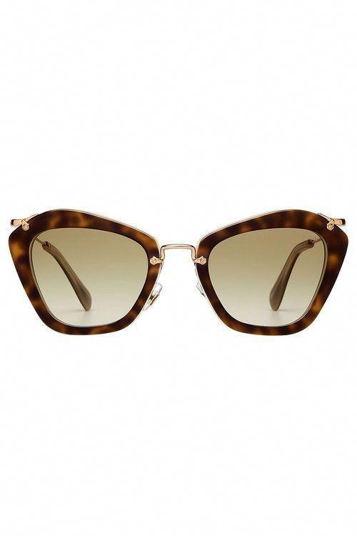 71354dbdff6 MIU MIU Noir Sunglasses.  miumiu
