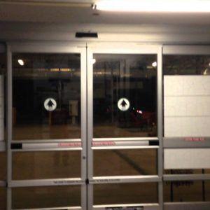 Camus Fire Resistant Automatic Sliding Door