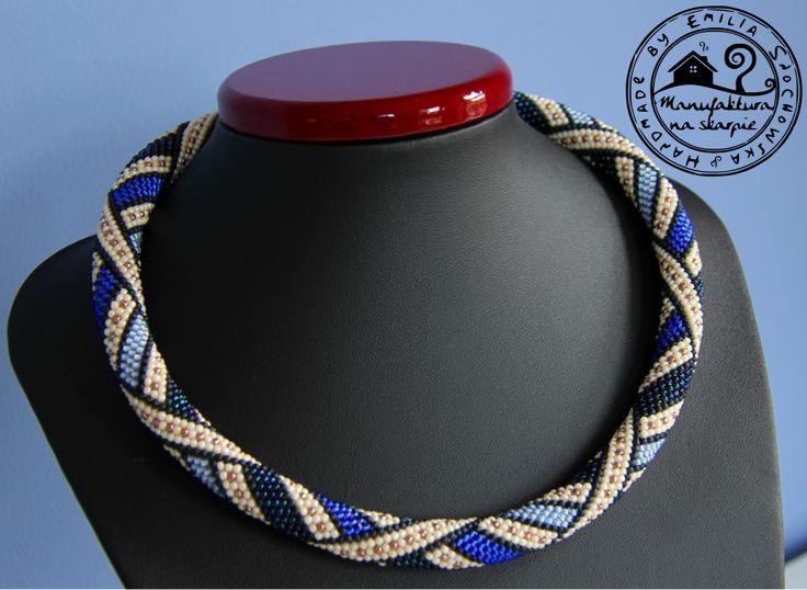 Manufaktura na Skarpie: Nowy wymiar sznurów koralikowych