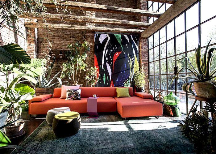 Fantastic Upholstered Furniture by Moroso