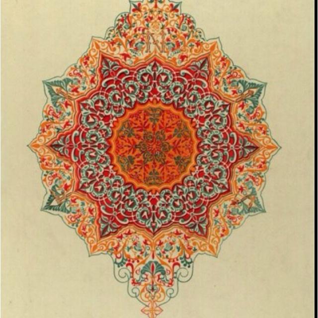 : Tattoo Ideas, Color, Tattoo Patterns Design Mandala, Tattoo Artists, Islam Art, Red Mandala Tattoo, Hipster Style, Ink, Indian Patterns