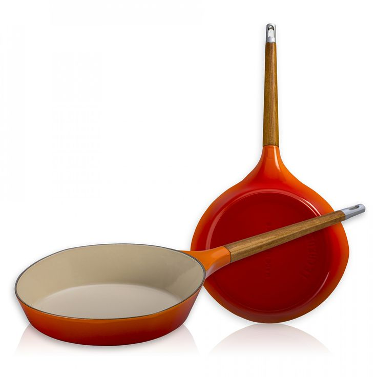 fry up hearty omelets with this limited edition skillet from le creuset designed by raymond - Le Creuset Skillet