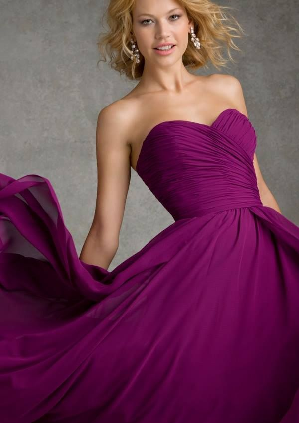 15 best Vestidos de dama de honor images on Pinterest | Flower girls ...