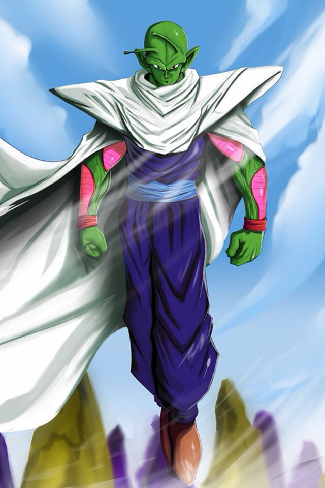 Image result for Piccolo dbs pinterest