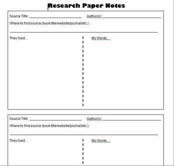 sample research apa paper