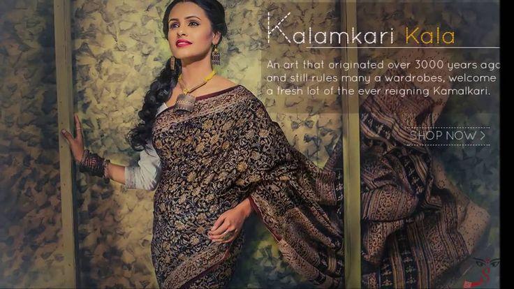 Check out kalamkari sarees @ https://www.shatika.co.in/south-indian-handloom/kalamkari-sarees.html for online shopping.