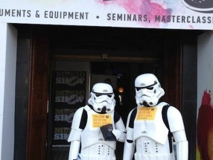 StarTroopers Unique Entertainment for weddings