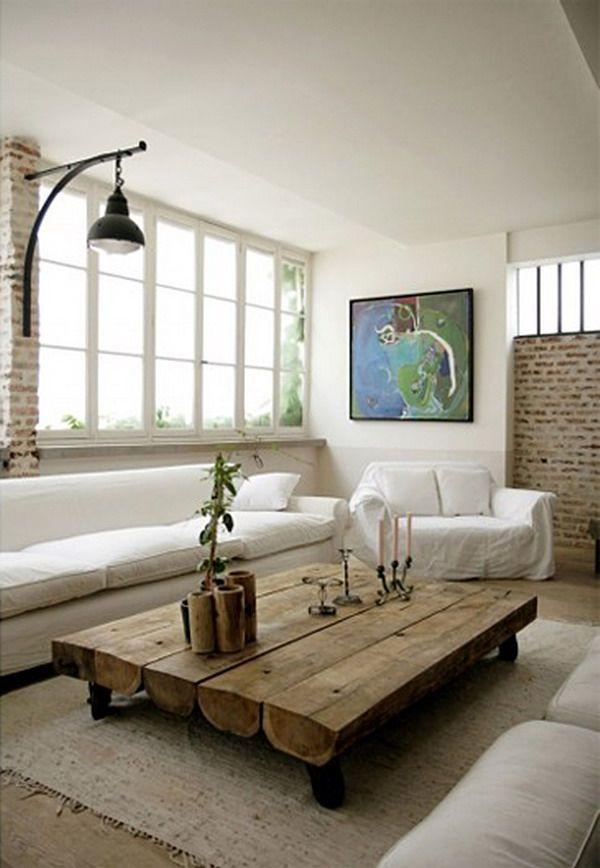 25 Best Industrial Living Room Designs Part 91