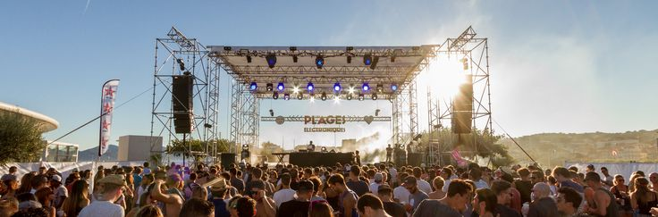 Les Plages Electroniques announces 2017 edition in Cannes: This year from August 10th - 12th, 16,000 revellers will descend on Cannes for…