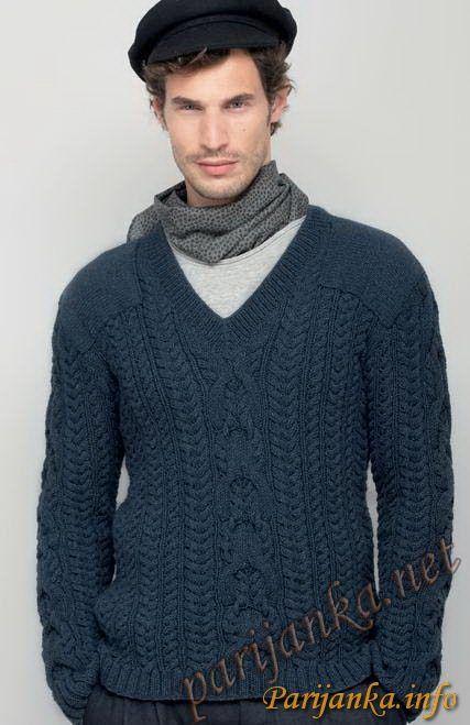 508 best Men Knitwear images on Pinterest   Tejido, Pullover ...