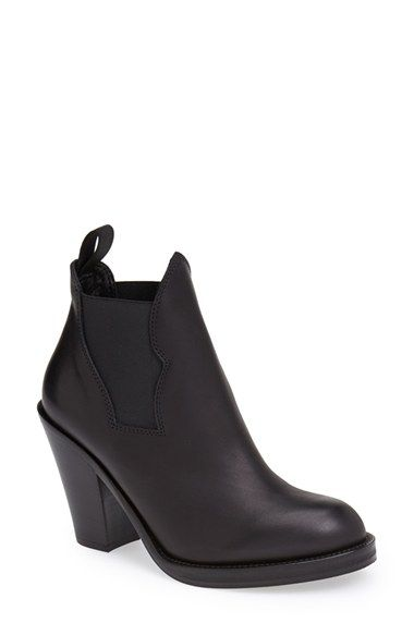 black booties are a must have in your closet