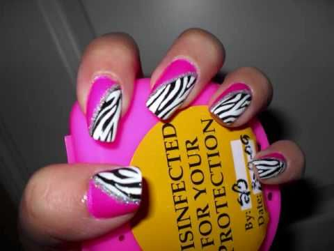 really cute, gonna try this after Christmas.  Right now, my toes are peppermint & gift wrapped :-)
