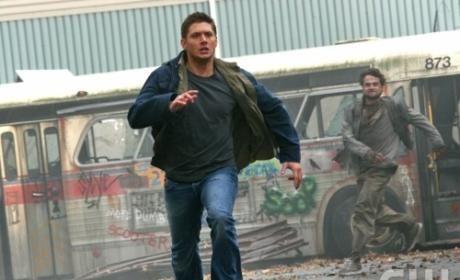 """Dean, """"The End"""" (5x4)"""