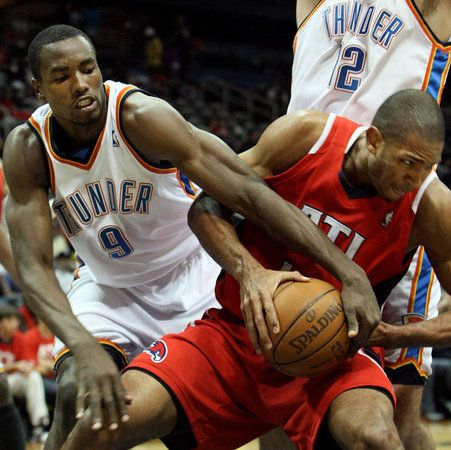 The Hawks were there first; the Thunder have done it better