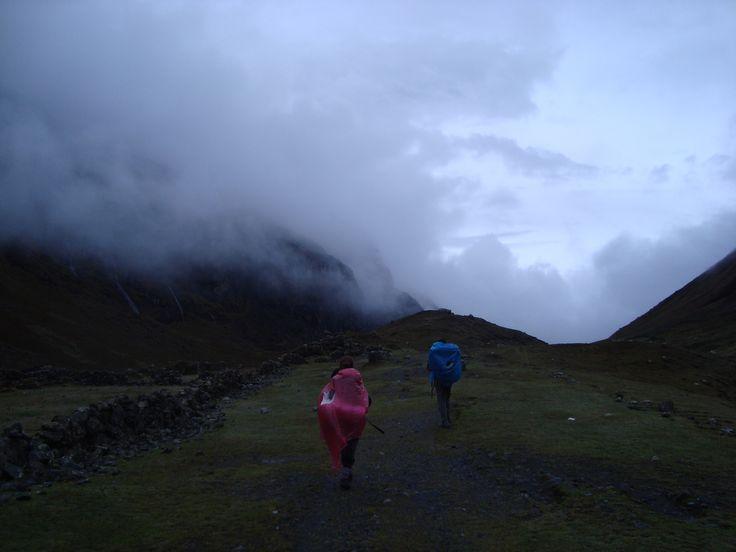 Camino El Choro, Bolivia