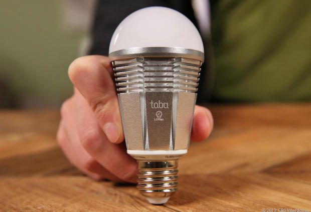 The Lumen LED Color Smart Bulb is a Bluetooth-powered alternative to Philips Hue bulbs.