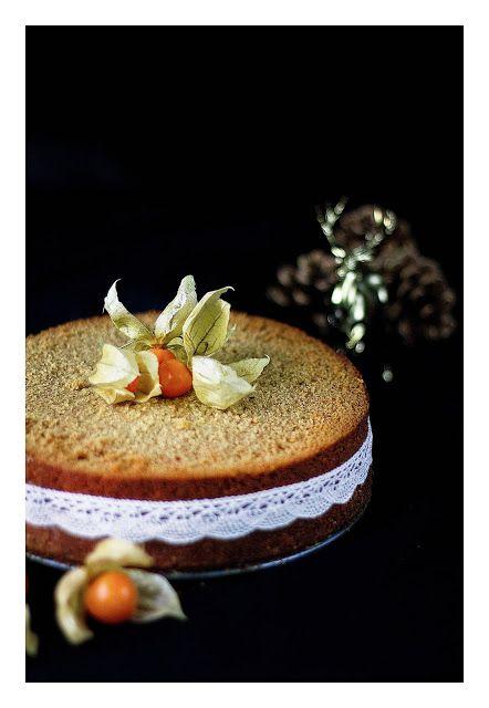 Lekah honey cake