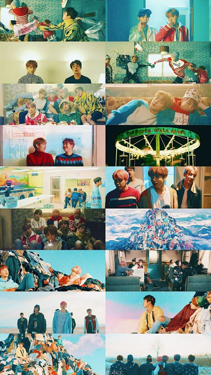 BTS | Spring Day | For someone who's favorite color is all things pastel, this video was very aesthetically pleasing for me. The song itself touched my heart as well. The entire album came out just when I needed to hear the words these songs expressed.