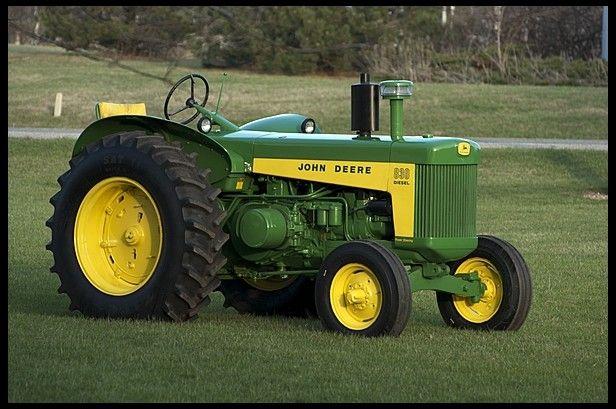 1959 John Deere 830 Another Mecum Sold Sold Price: $12,500
